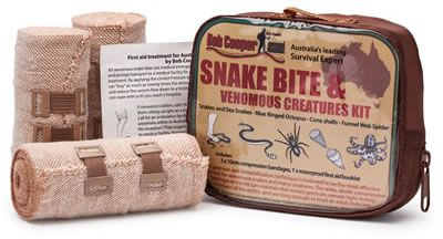 Bob Cooper Snake Bite and Venomous Creatures Kit