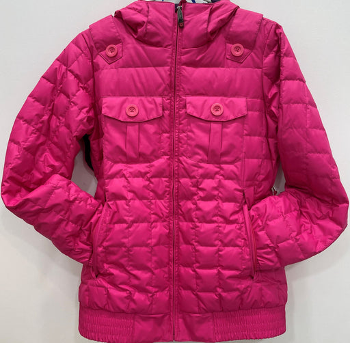 Pink Insulated Jacket