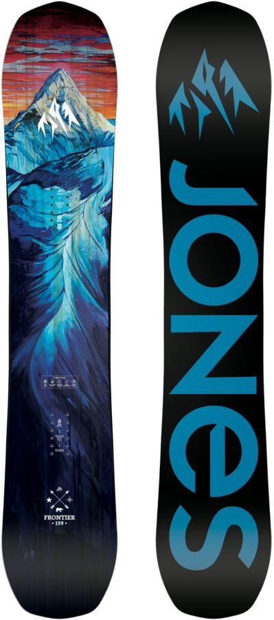 Frontier 2022 inc Burton Mission Binding Package