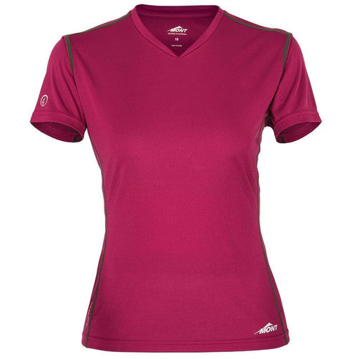 Reactor Short Sleeve Vee Women's