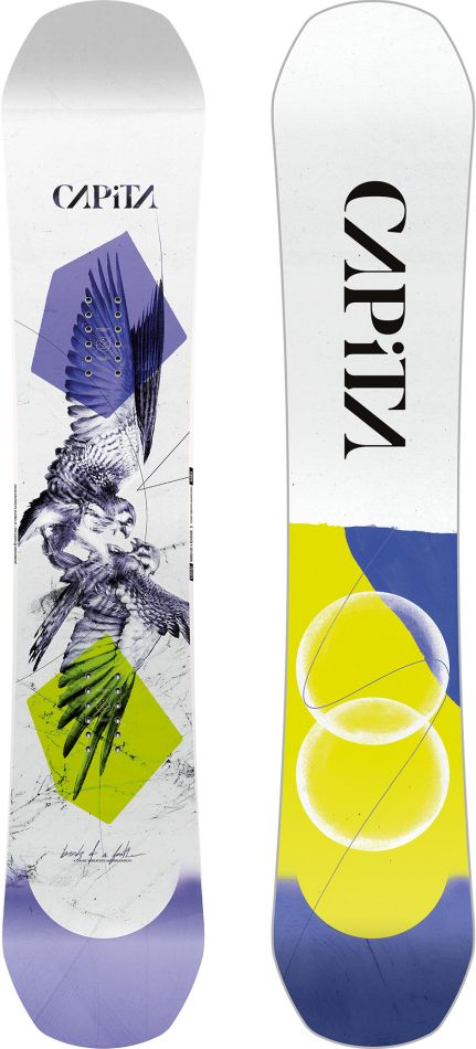 Birds of a Feather 2022 inc Burton Citizen Binding Package