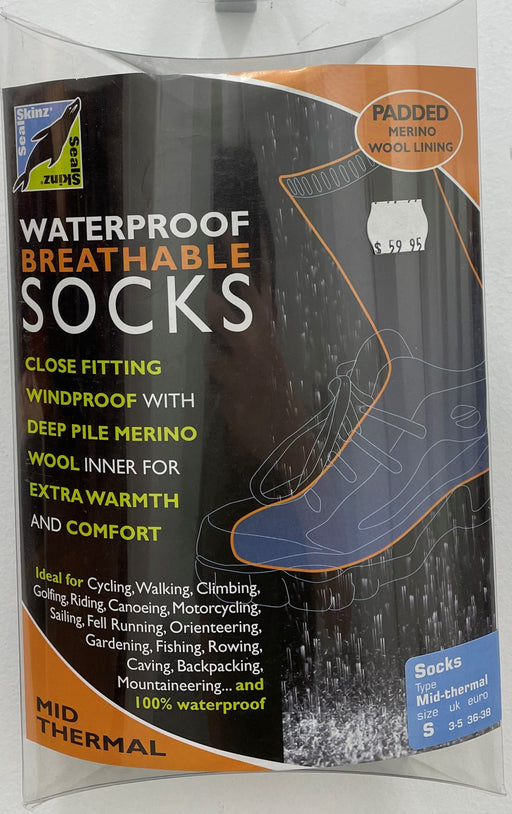 Waterproof Breathable Socks