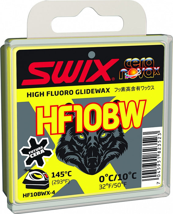 HF10 BW Wax Yellow 40g