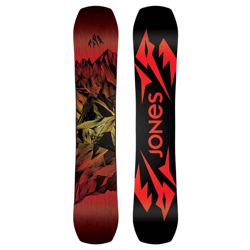 Mountain Twin 2021 inc Burton Cartel Binding Package
