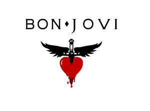 BonJovi Logo Digital DXF | PNG | SVG Files!