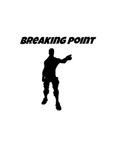 "Fortnite | Emote ""Breaking Point"" Digital DXF 
