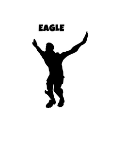 "Fortnite | Emote ""Eagle"" Digital DXF 