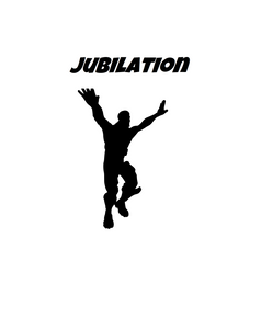 "Fortnite | Emote ""Jubilation"" Digital DXF 
