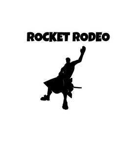 "Fortnite | Emote ""Rocket Rodeo"" Digital DXF 