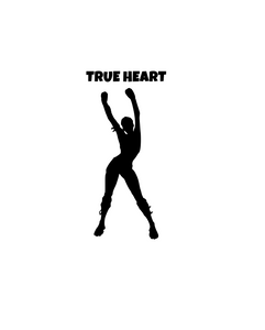 "Fortnite | Emote ""True Heart"" Digital DXF 