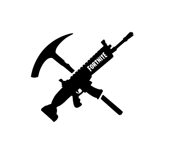 Fortnite | Tools of the Trade Digital DXF | PNG | SVG Files!