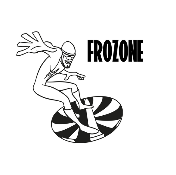 Incredibles Inspired Frozone