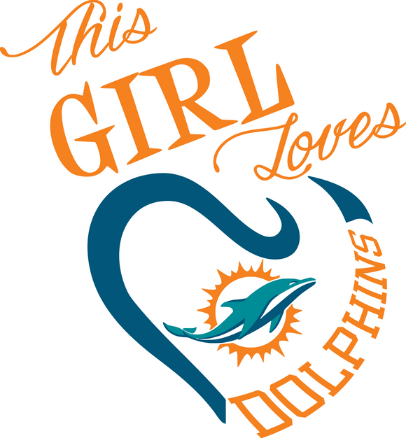 This Girl Loves Dophins Digital DXF | PNG | SVG Files!