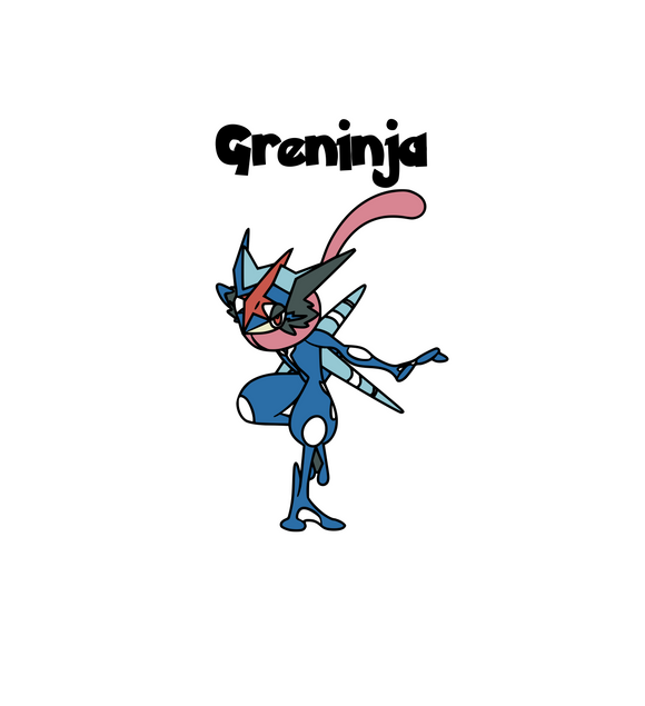 Pokemon | Greninja