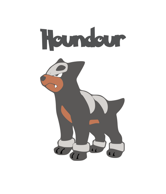 Pokemon | Houndour