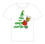 "Cindy Lou Who ""Have A Very Merry Christmas!"" Digital DXF 