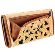 American Darling Tooled Wallet
