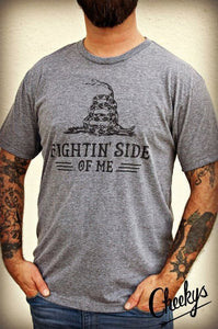 Fighting Side Of Me Tee