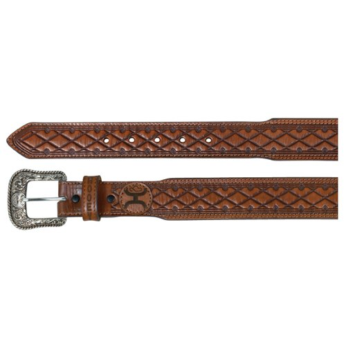HOOEY BELT LIGHT CHESTNUT