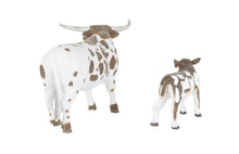 Big Country Longhorn Cow & Calf