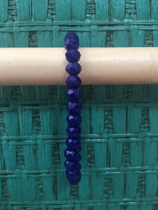 Crazy Train Royal Blue #92 Arm Candy Bracelet