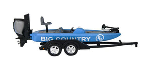Big Country Bass Boat