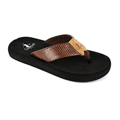 Corkys Sandals-Royal Chocolate