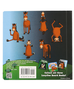 Horse's Book of Opposites Children's Story Time Book
