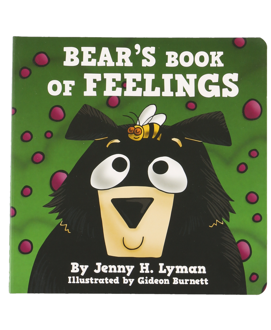 Bear's Book of Feelings Children's Story Time Book