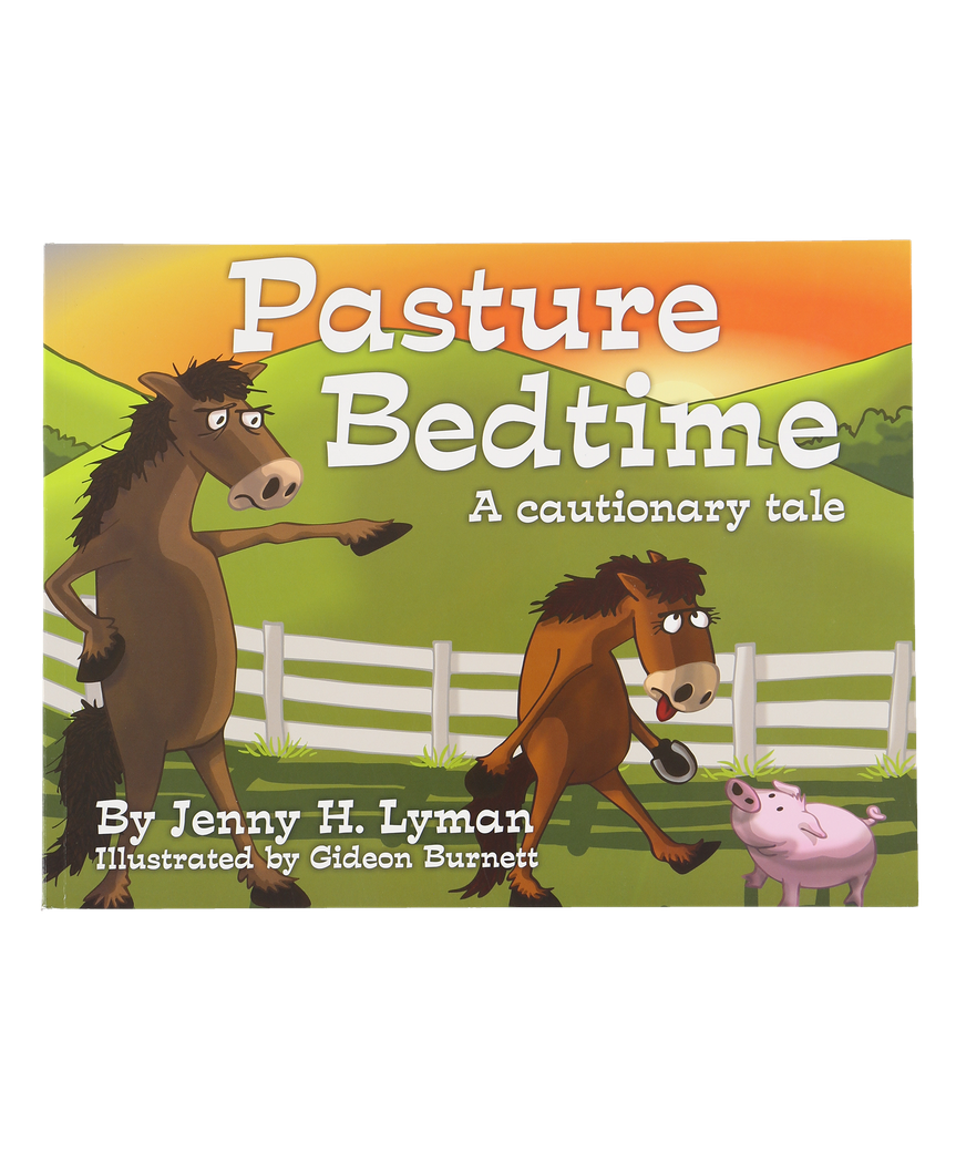 Pasture Bedtime Children's Story Time Book
