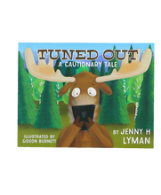 Tuned Out Children's Story Time Book