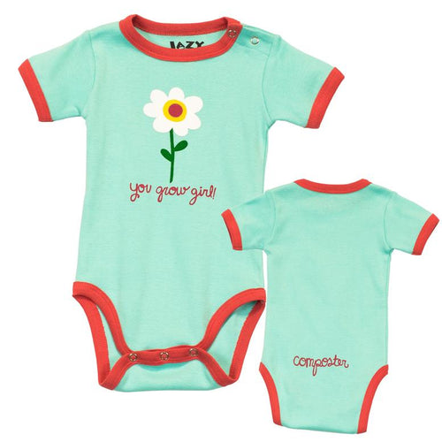 Big Country You Grow Girl Onesie