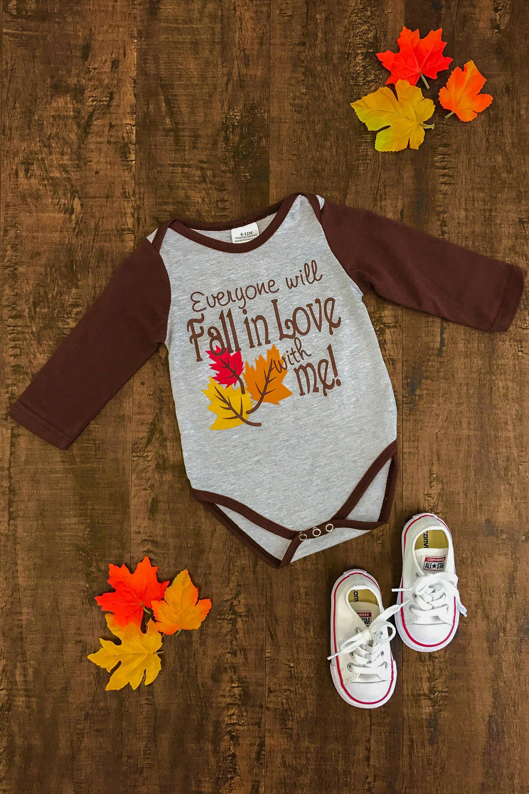 Everyone Will Fall In Love Me Onesie