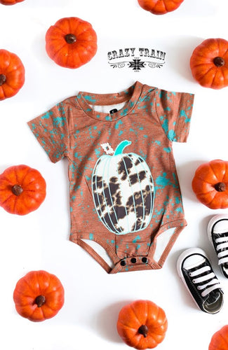Crazy Train HOWDY FALL ONESIE