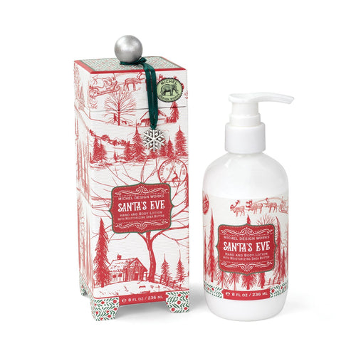 Michel Design Works Santa's Eve Hand & Body Lotion