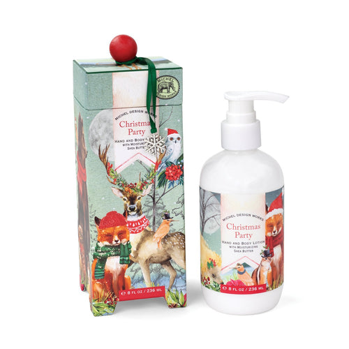 Michel Design Works Christmas Party Hand and Body Lotion