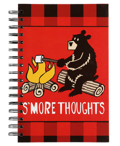 S'More Thoughts Notebook by Lazy One