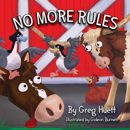 Big Country No More Rules Story Time Book