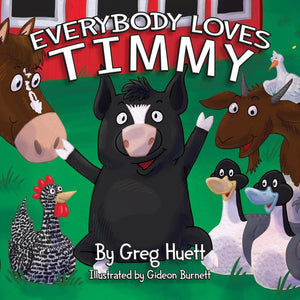 Big Country Everybody Loves Timmy Story Time Book