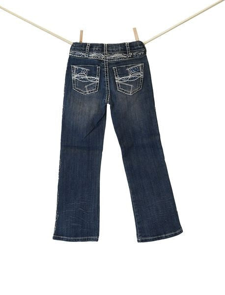 Girls Show It Off Cowgirl Tuff Jeans