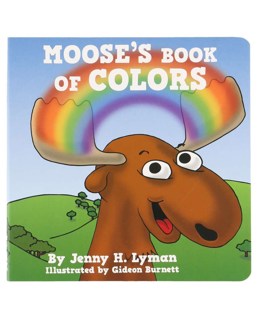 Moose's Book of Colors | Children's Book