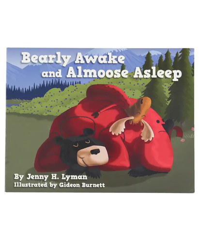 Bearly Awake Children's Story Time Book