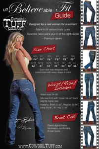 Wildflower Jeans Cowgirl Tuff