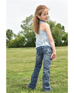 Girls River Rock Cowgirl Tuff Jeans