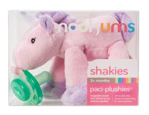 Unity Unicorn Nookum Paci-Plushies Buddies