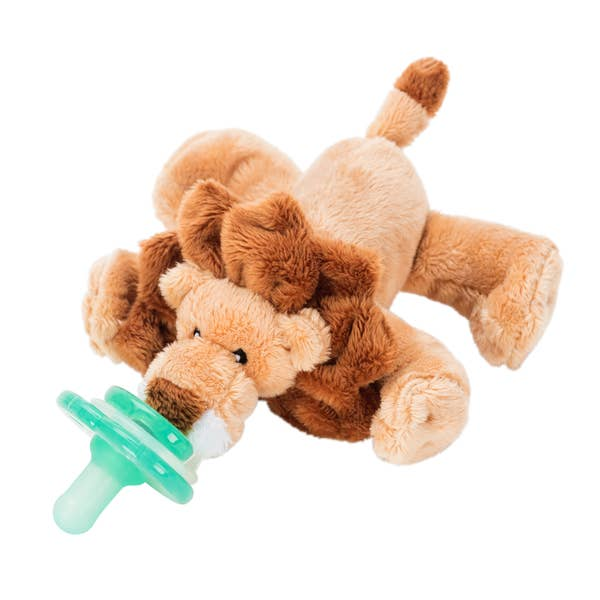 Leo Lion Nookum Paci-Plushies Buddies