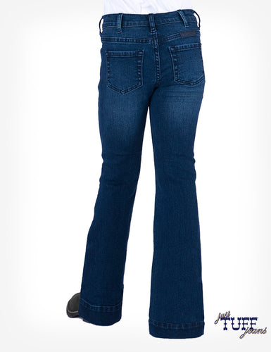 Cowgirl Tuff Girls Trousers Jeans
