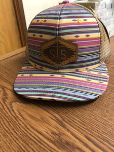 STS Sealy Spring Serape Cap
