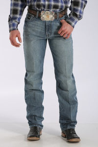 Cinch Men's Black Label 2.0 Medium Wash Jeans