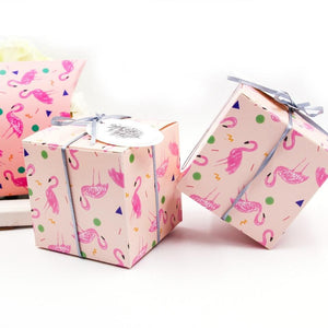 Pink Flamingo - Gift Box - Miss Decorate